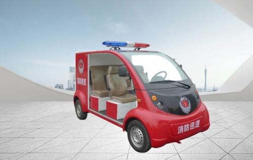 电动消防车钣金件